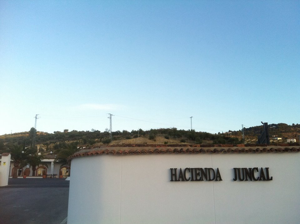 Hacienda El Juncal en Torredonjimeno, Jaén