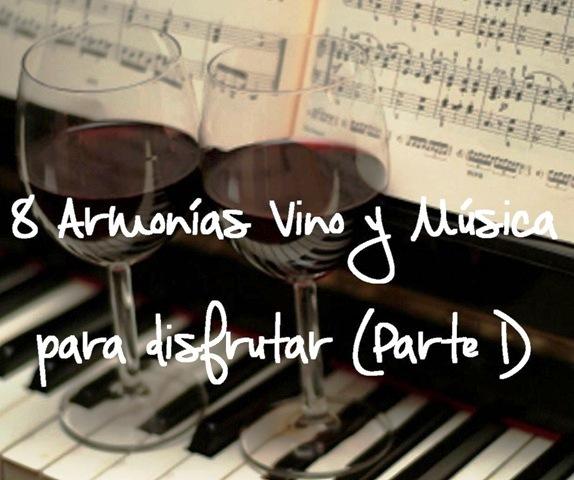 8 Armonías Vino y Música