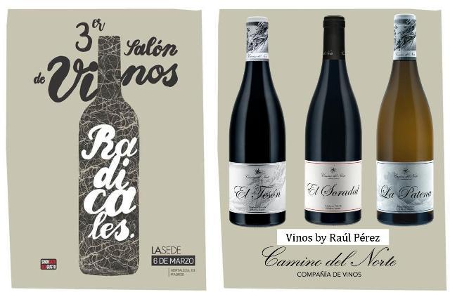 El Soradal, El Tesón y la Patena, los vinos más radicales de Raúl Pérez