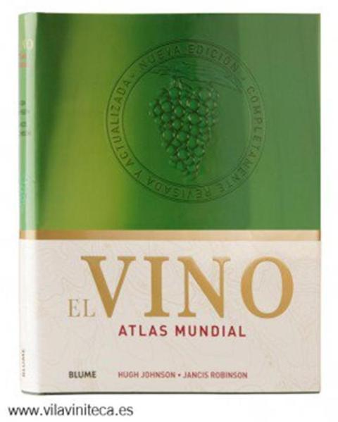 El vino: Atlas Mundial
