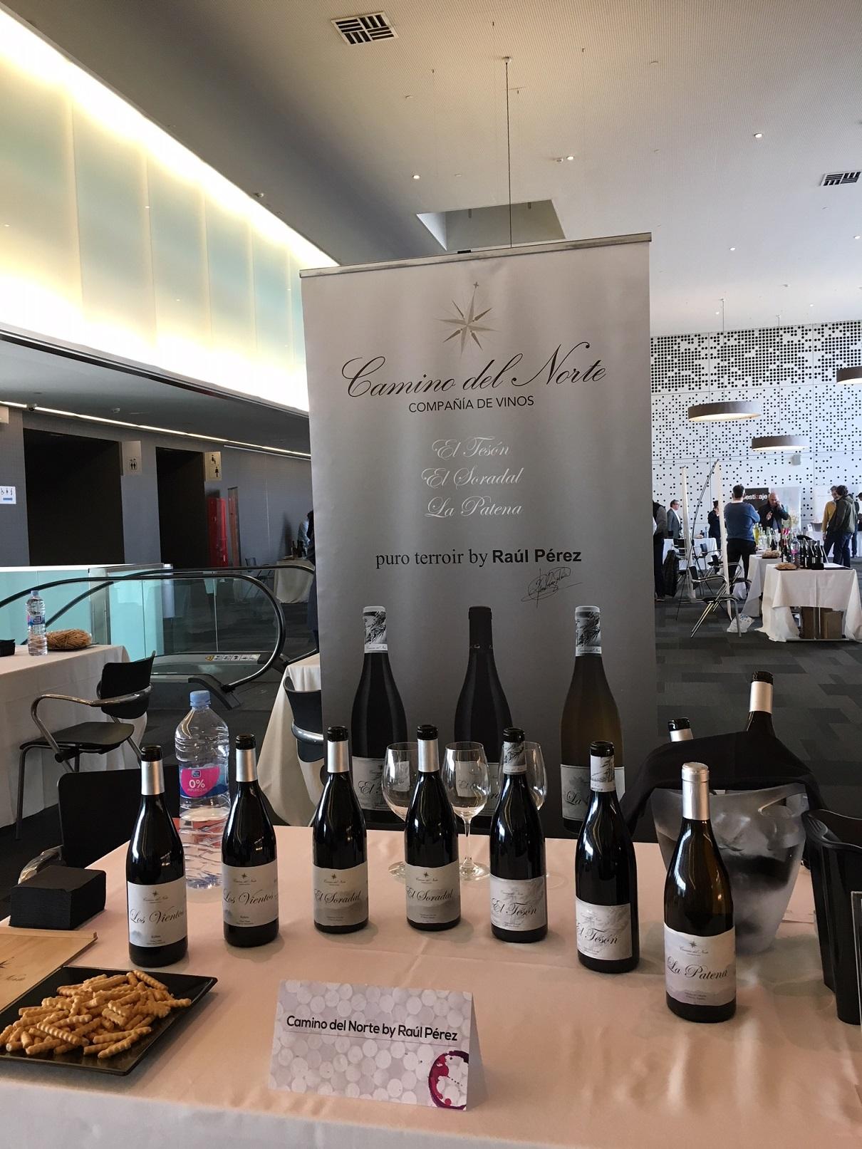 Camino del Norte - Espacio en el Showroom Diene 2018, Tarragona