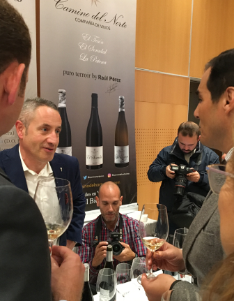 Inauguración del XIV Salón de Vino y Gastronomía 2018 de Córdoba en el espacio de Camino del Norte