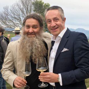 Raúl Pérez y Luis Miguel Fernández